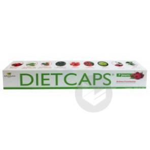 Dietcaps Caps Framboise Etui 7 4 G