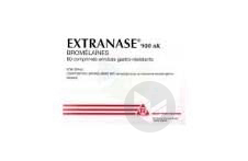 900 N K Comprime Enrobe Gastro Resistant 2 Plaquettes De 40