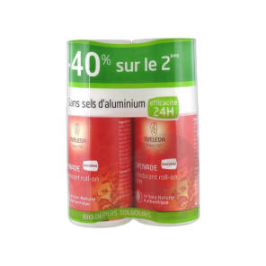 Deodorant A La Grenade Roll On 24 H Lot De 2 X 50 Ml