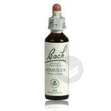 Mimulus Elixir Floral 20 Ml