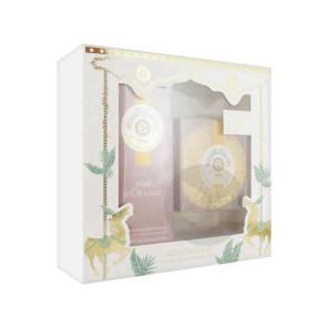 Roger Gallet Coffret Eau Parfumee Bienfaisante Bois D Orange 100 Ml Savon Parfume Bois D Orange 100 G