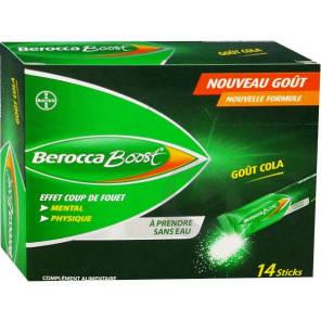 Boost Gout Cola X 14 Sticks