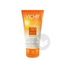 Ideal Soleil Spf 50 Cr Onctueuse Visage T 50 Ml