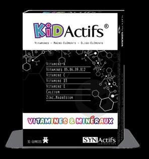 Synactifs Kidactifs Gel B 30