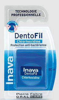 Fil Dentaire Chlorexidine 50 M