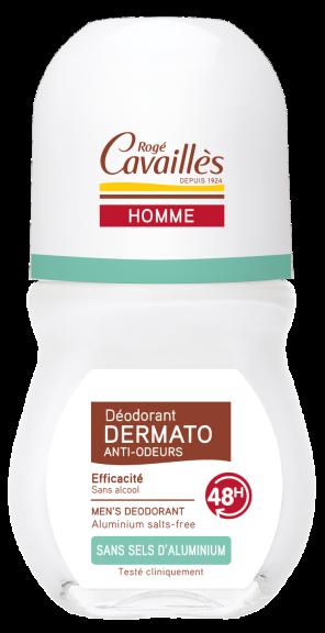 Deodorant Dermato Homme Roll On 50 Ml