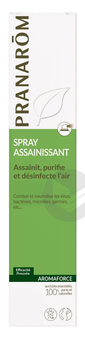 Spray Assainissant