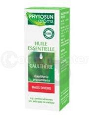 Phytosun Aroms Huile Essentielle Gaultherie Fl 10 Ml