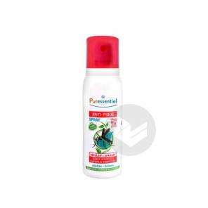 Anti Pique Spray 5 Huiles Essentielles Citriodiol Fl 75 Ml
