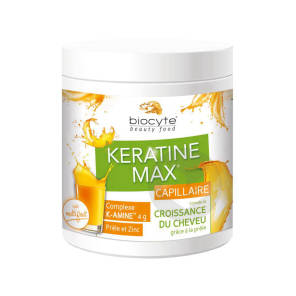 Keratine Max Pdr Pour Boisson Multifruits 20 Doses 12 G