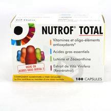 Nutrof Total Visee Oculaire 180 Capsules