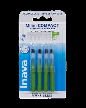 Brossettes Mono Compact Vert Iso 6 2 2 Mm X 4