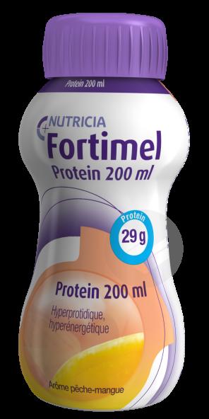 Fortimel Protein Peche Mangue 200 Ml