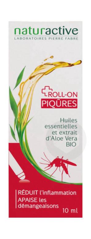 Roll On Piqures A Base Dhuiles Essentielles 10 Ml
