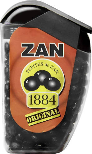 Zan 1884 Pepites De Zan 18 G