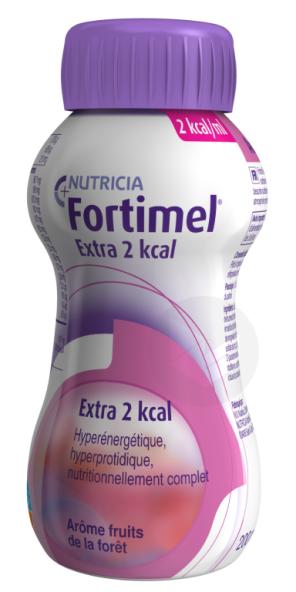 Fortimel Extra 2 Kcal Fruit De La Foret 200 Ml