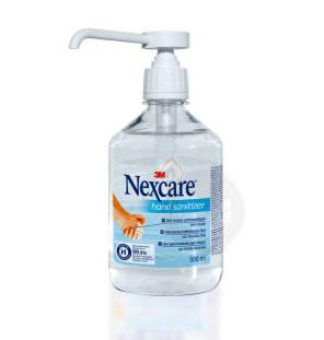 Nexcare Gel Mains Antiseptique 500 Ml