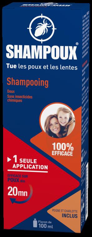 Shampooing Traitant 100 Ml