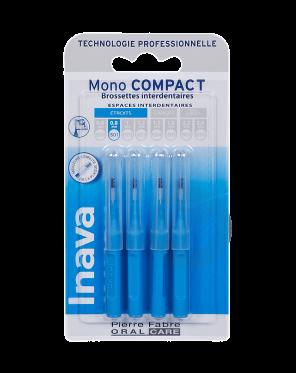 Brossettes Mono Compact Bleu Iso 1 0 8 Mm X 4