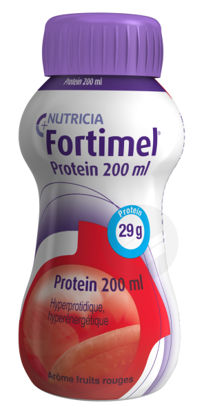 Fortimel Protein Fruits Rouges 200 Ml