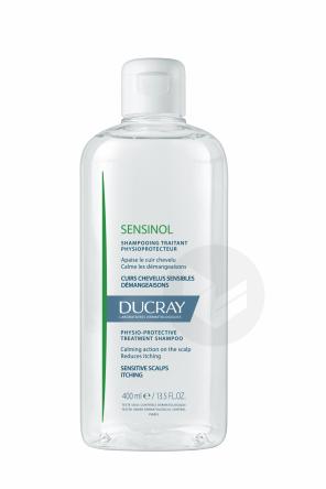 Shampooing Physioprotecteur Anti Demangeaisons Cuir Chevelu Irrite 400 Ml