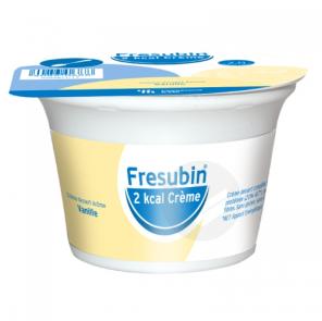 Fresubin Creme Sans Lactose Vanille 200 G Lot De 4