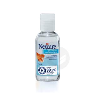 Nexcare Gel Mains Antiseptique 25 Ml