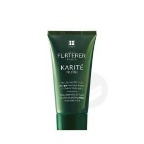Masque Nutrition Intense Dexception Au Beurre De Karite 30 Ml