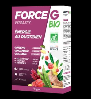 Vitality Bio 20 Ampoules
