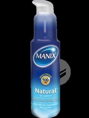 Manix Gel Lubrifiant Naturel T 100 Ml
