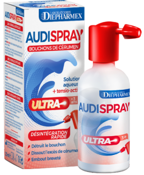 Audispray Ultra S Aur Fl Pompe Doseuse 20 Ml