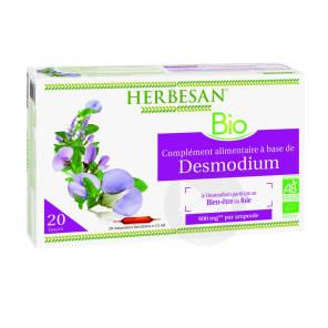 Desmodium Digestion 20 Ampoules De 15 Ml