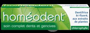Homeodent Soin Complet Dents Et Gencives Chlorophylle 75 Ml