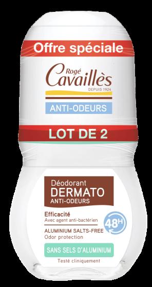 Deodorant Dermato 48 H Roll On 2 X 50 Ml