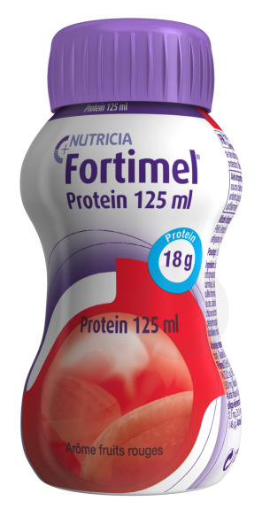 Fortimel Protein Fruits Rouges 125 Ml