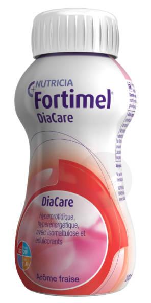 Fortimel Dia Care Fraise 200 Ml