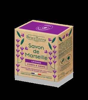 Savon De Marseille Solide Lavande 100 G