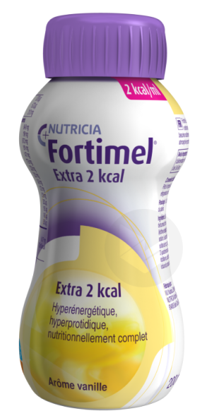 Fortimel Extra 2 Kcal Vanille 200 Ml