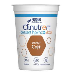 Clinutren Dessert Hp Hc 2 Kcal Cafe 4 X 200 G