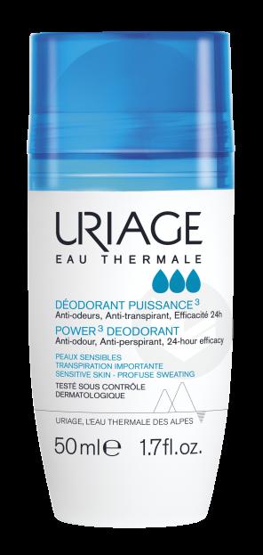 Deodorant Puissance 3 50 Ml