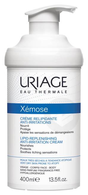 Creme Relipidante Anti Irritations 400 Ml
