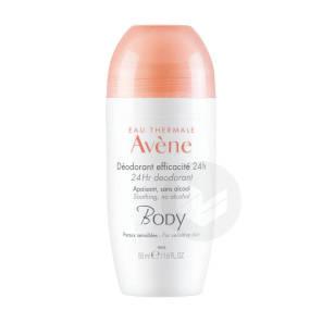 Deodorant Efficacite 24 H Peaux Sensibles 50 Ml