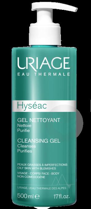 Hyseac Gel Nettoyant 500 Ml