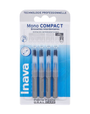 Brossettes Mono Compact Grises Iso 7 2 6 Mm X 4