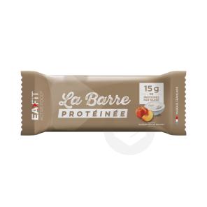 La Barre Proteinee Peche Yaourt 46 G