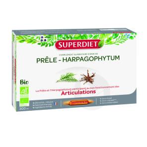 Prele Harpagophytum Bio 0 Ampoules De 15 Ml