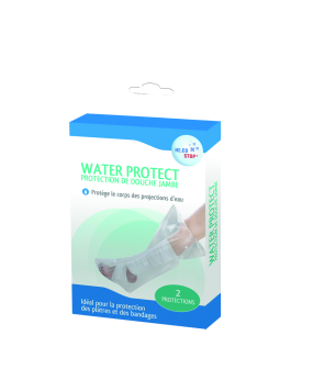 Protection Douche Jambe X 2