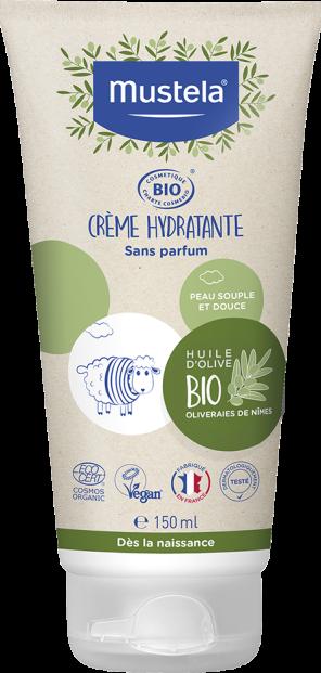 Creme Hydratante Bio 150 Ml