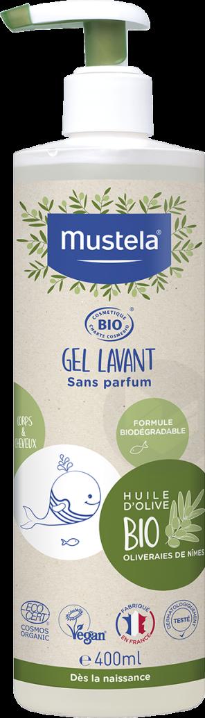 Gel Lavant Bio 400 Ml