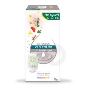Diffuseur D Huiles Essentielles Ultrasonique Zen Color